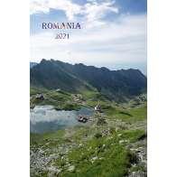 Calendar de perete Romania 2021