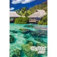 Calendar de perete Travel 2021