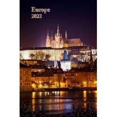 Calendar de perete Europe 2022