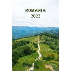 Calendar de perete Romania 2022