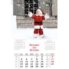 Calendar de perete Copii 2022