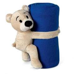 Patura polar cu ursulet Bera