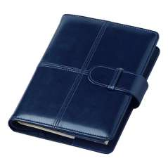 Agenda Lux 15x21 cm Bluette cu clapa