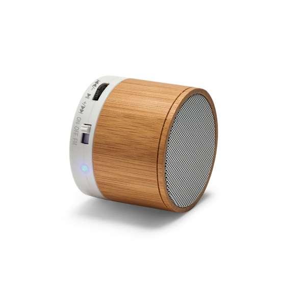 Boxa portabila bambus Glashow