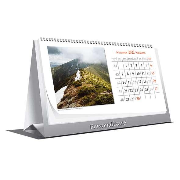 Calendar de birou Landscapes 2022