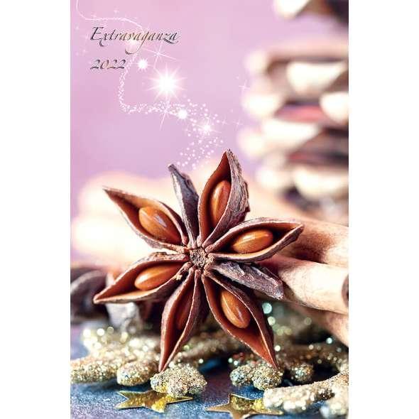 Calendar de perete Extravaganza 2022