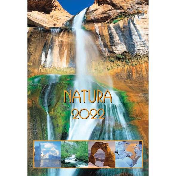 Calendar de perete Natura 33 x 48 cm