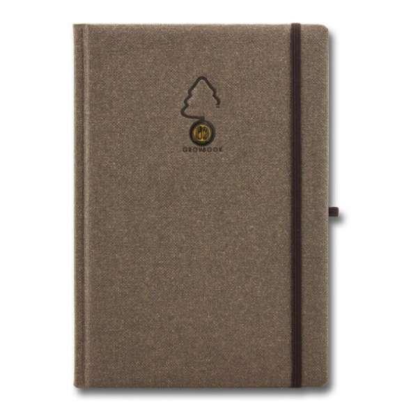 Notes 17x24 cm Growbook