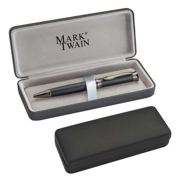 Pix metalic Mark Twain Gozo