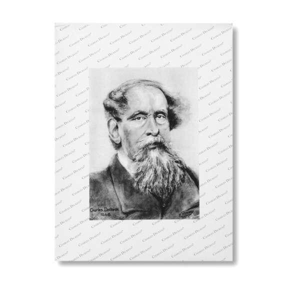 Mapa conferinta A4 Charles Dickens Kiev