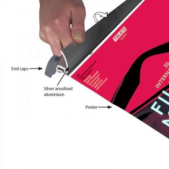 Sistem Poster Clamp 500