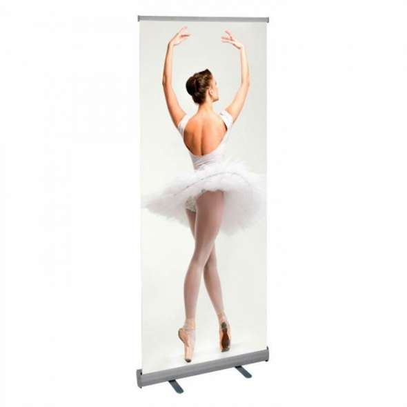 Roll-up banner Visual Click 85