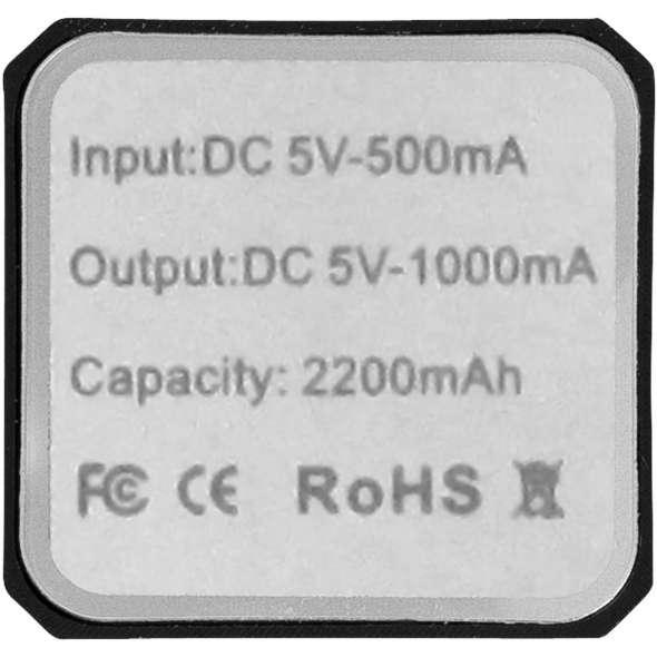 Baterie externa 2200 mAh Volt