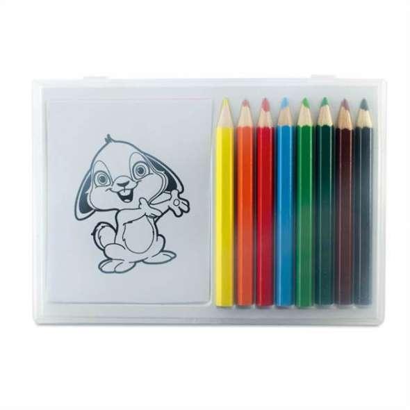Set de colorat Sidney