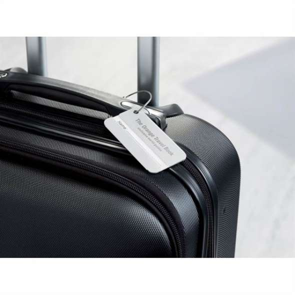 Eticheta pentru valiza