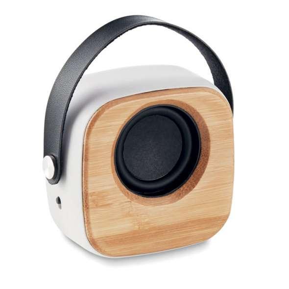 Boxa wireless  bambus Adero