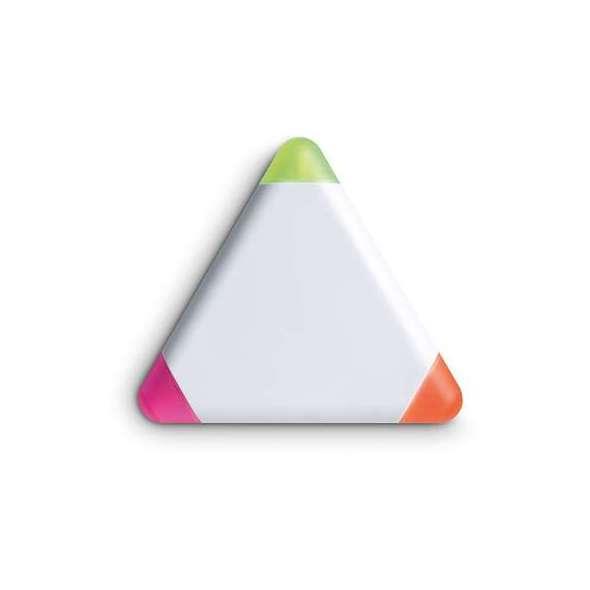 Textmarker triunghi