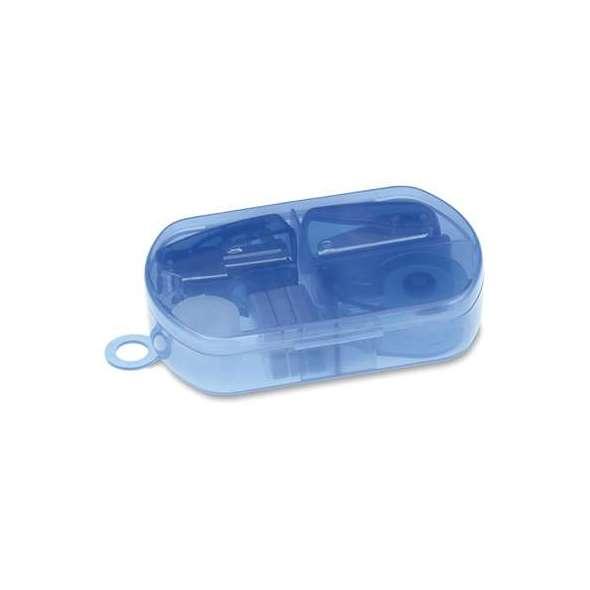 Set papetarie in cutie plastic