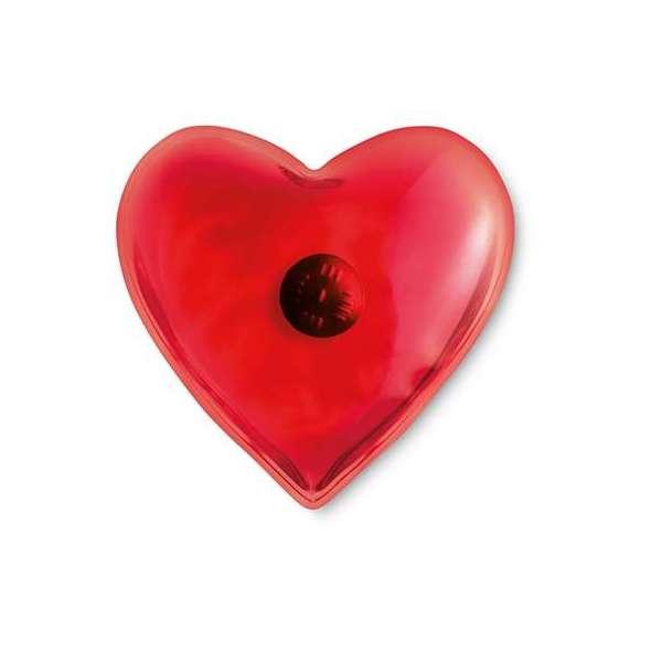 Compresa in forma de inima
