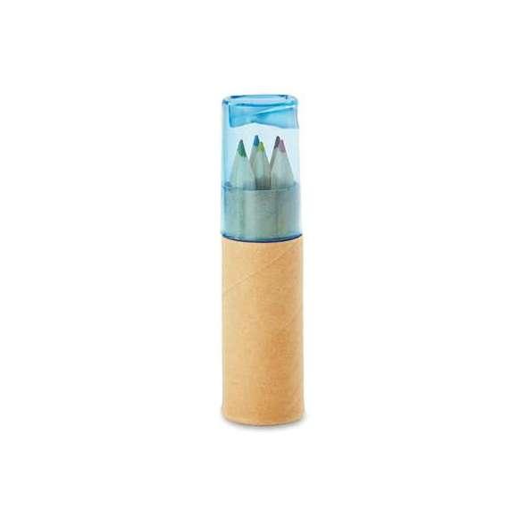 Creioane colorate in tub Bora